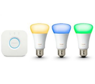 Bon plan – Kit de démarrage Philips Hue White and Color à 140 €