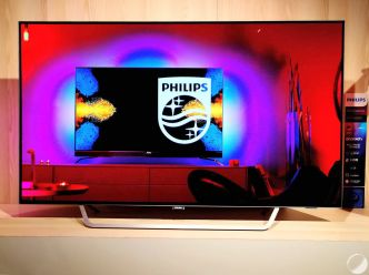Philips 55POS9002 : TP Vision renouvèle son OLED sous Android TV - FrAndroid