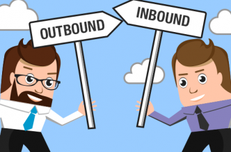 Inbound Marketing vs Outbound Marketing - KeizerLead