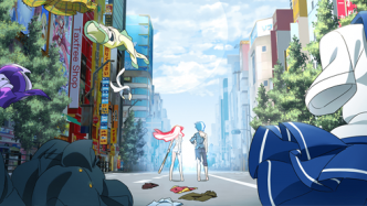 AKIBA'S TRIP the animation ep 11 vostfr