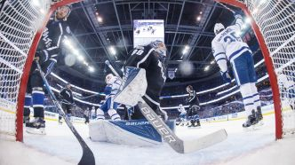 Les Leafs gagnent et devancent Tampa Bay