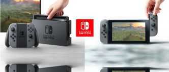Nintendo double sa production de Nintendo Switch