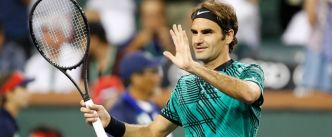 Tennis- ATP- Indian Wells : Federer rejoint Wawrinka en finale