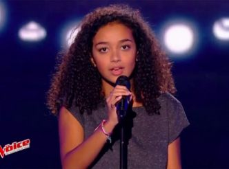 The Voice : Lucie, 17 ans subjugue les 4 coachs en quelques secondes... revivez sa prestation !