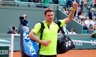 Masters 1000 Indian Wells: tranquille comme Wawrinka