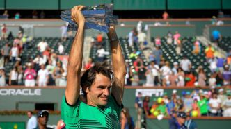 Roger Federer et la perfection