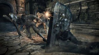 Dark Souls III : 12 minutes de gameplay pour l'extension The Ringed City