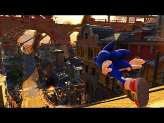 Project Sonic 2017 devient officiellement Sonic Forces