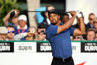 "Golf:  Tiger Woods ""fait le maximum"" pour participer au Masters"