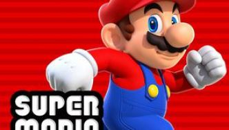Super Mario Run arrive sur Android