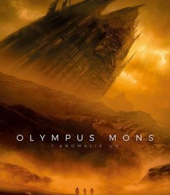 Olympus Mons, tome 1, Anomalie un