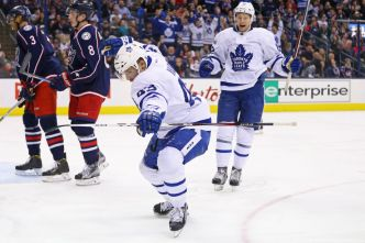 Les Maple Leafs maintiennent la cadence en battant les Blue Jackets | Hockey