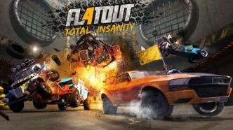 TEST FLASH de FlatOut 4 : Attention à la collision