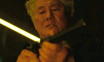 Ghost in the Shell : un extrait du film avec le puissant Takeshi Kitano