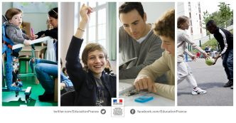 Mobile.education.gouv.fr, la version mobile du site Internet du ministère de l'éducation nationale