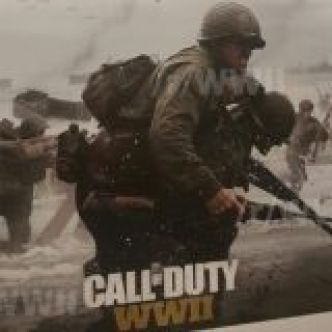 Call of Duty 2017: Un poster et les boîtes fuitent pour Call of Duty… World War II !