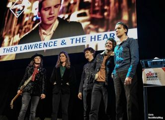 THEO LAWRENCE & THE HEARTS: Interview