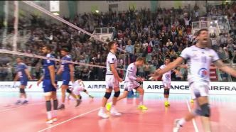 Volley - Replay : Tours - Montpellier