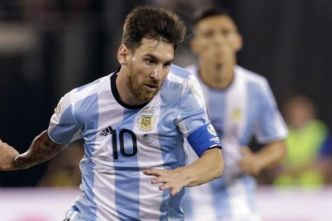 Foot - CM - ARG - Argentine : Incertitude autour de Lionel Messi