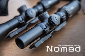 Montage amovible Browning Nomad Single - Chassons