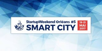 Startup Weekend Orleans #5 - Édition Smart City