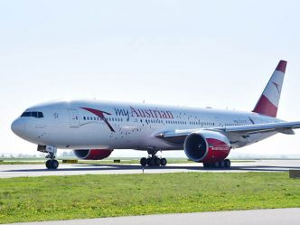 Austrian Airlines se pose à Los Angeles