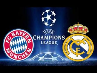 Bayern Munich – Real Madrid : liens streaming du match du 12 avril 2017