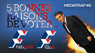 Cinq raisons de voter Fillon