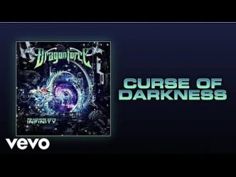 """Curse Of Darkness"", un nouveau titre de DragonForce s'écoute dans la suite. Reaching Into Infinity sort le..."