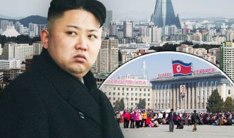 Kim Jong-Un 'orders IMMEDIATE EVACUATION of Pyongyang' as tensions with US escalate