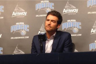 Orlando vire son GM Rob Hennigan !
