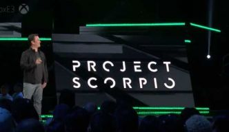 Xbox One Project Scorpio la présentation officielle à L'E3 2017