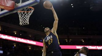 NBA: Comment Rudy Gobert et Boris Diaw sont en train de ressusciter le Jazz d'Utah