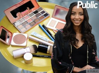 "Make-up printanier : Tuto vidéo ""spécial Coachella"" avec la collection Peach de Too Faced et Flora Coquerel !"