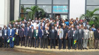 Rotary international : Libreville accueille le district 9150