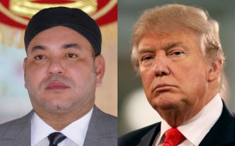 Mohammed VI pourrait rencontrer Donald Trump ce weekend