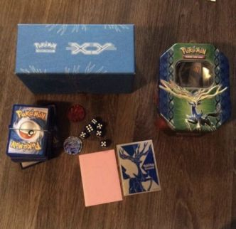 Ensemble Cartes Pokemon XY | autre | Saguenay | Kijiji