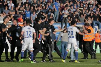 Foot - Bastia-OL - Les incidents de Bastia - OL en questions