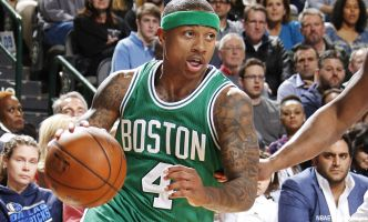 Isaiah Thomas incertain pour le Game 2 contre les Bulls