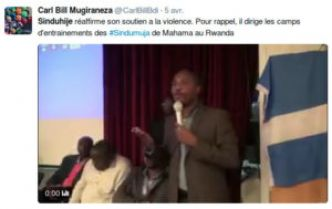 Burundi : Suspension du MSD, parti politique terroriste
