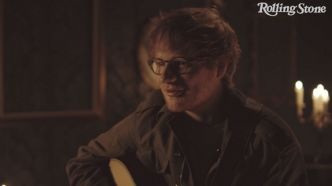 "Ed Sheeran interprète ""Hearts Don't Break Around Here"" en live acoustique (VIDÉO)"