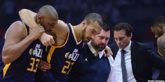Rudy Gobert out pour le Game 2