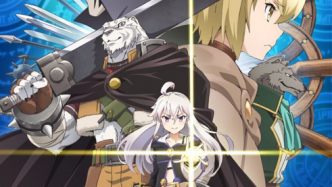 Grimoire of Zero ep 2 vostfr