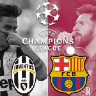 Barcelone-Juventus: champions league streaming - Kapitalis