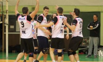 VOLLEY-BALL : Premier test pour les volleyeurs du Longueau AMVB