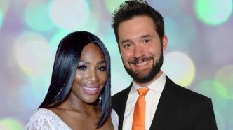 Serena Williams attend son 1er bébé