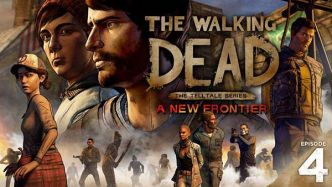 TellTale : L'épisode 4 de The Walking Dead se montre et trouve une date – Level 1