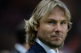 Foot - C1 - Juve - Pavel Nedved (Juventus Turin) : «Aller le plus loin possible»