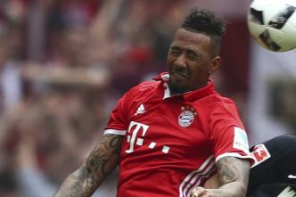 Foot - ALL - Bayern - Bayern Munich : Jérôme Boateng et Javi Martinez absents contre Mayence
