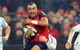 Rugby - Coupes d'Europe - Champions Cup : Munster-Saracens en direct